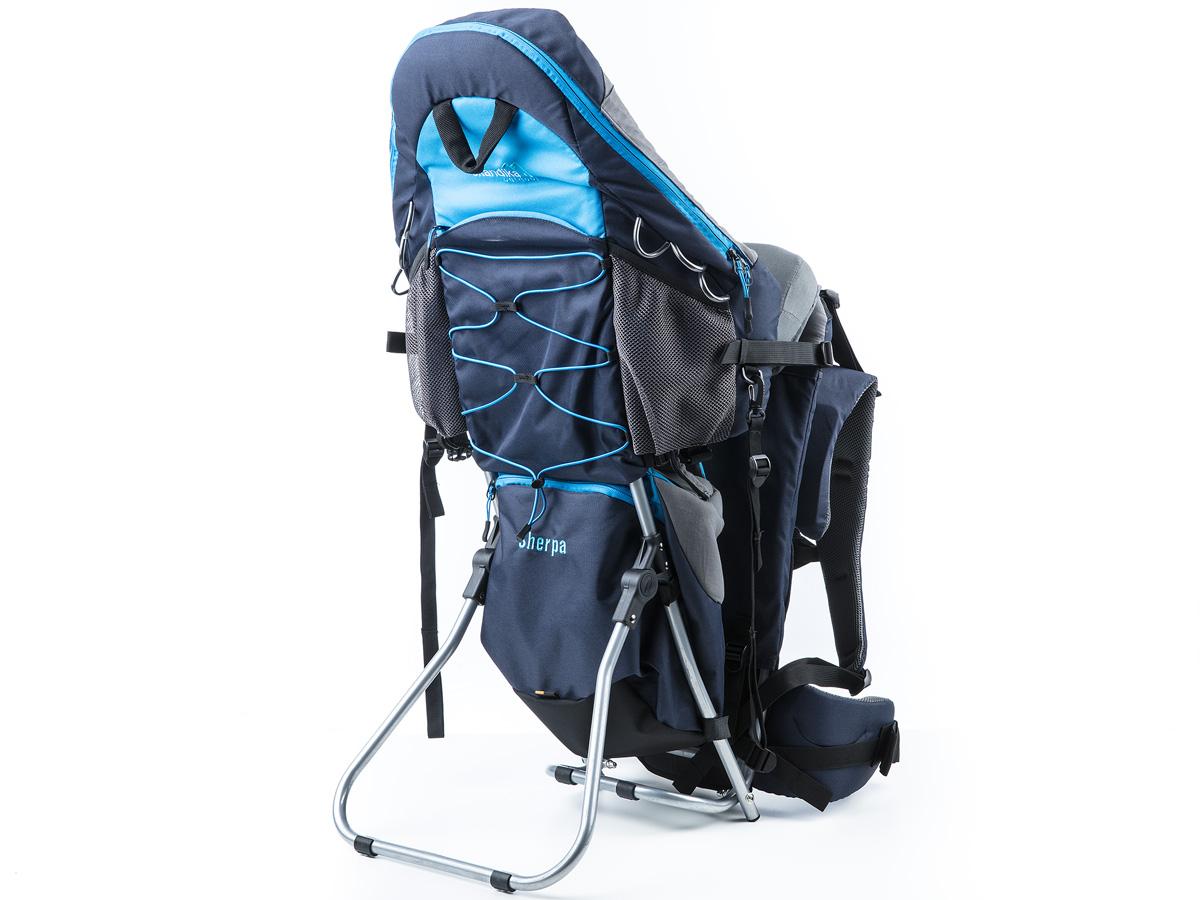 Skandika Sherpa Child Carrier Baby Backpack Carrier Sun