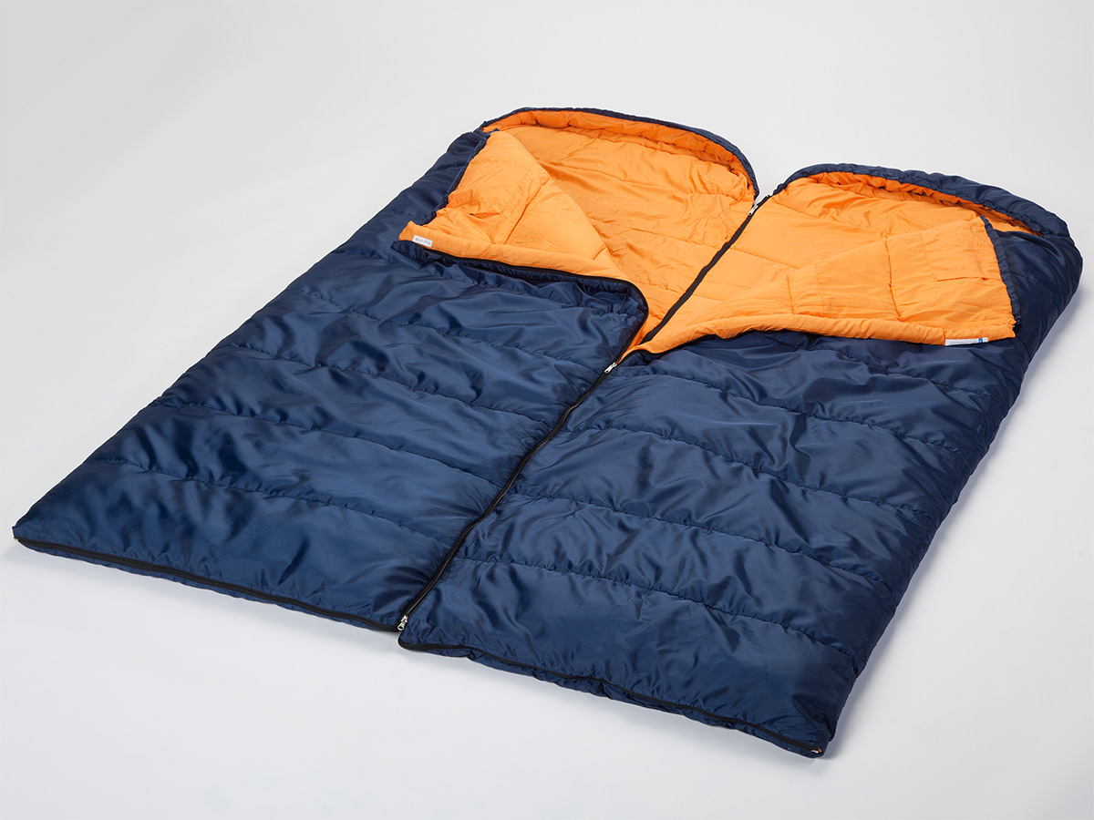SKANDIKA ICELAND ENVELOPE SLEEPING BAG XL SIZE 220x80cm ...