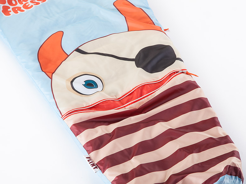 skandika sorgenfresser flint sleeping bag kids worry eater. Black Bedroom Furniture Sets. Home Design Ideas