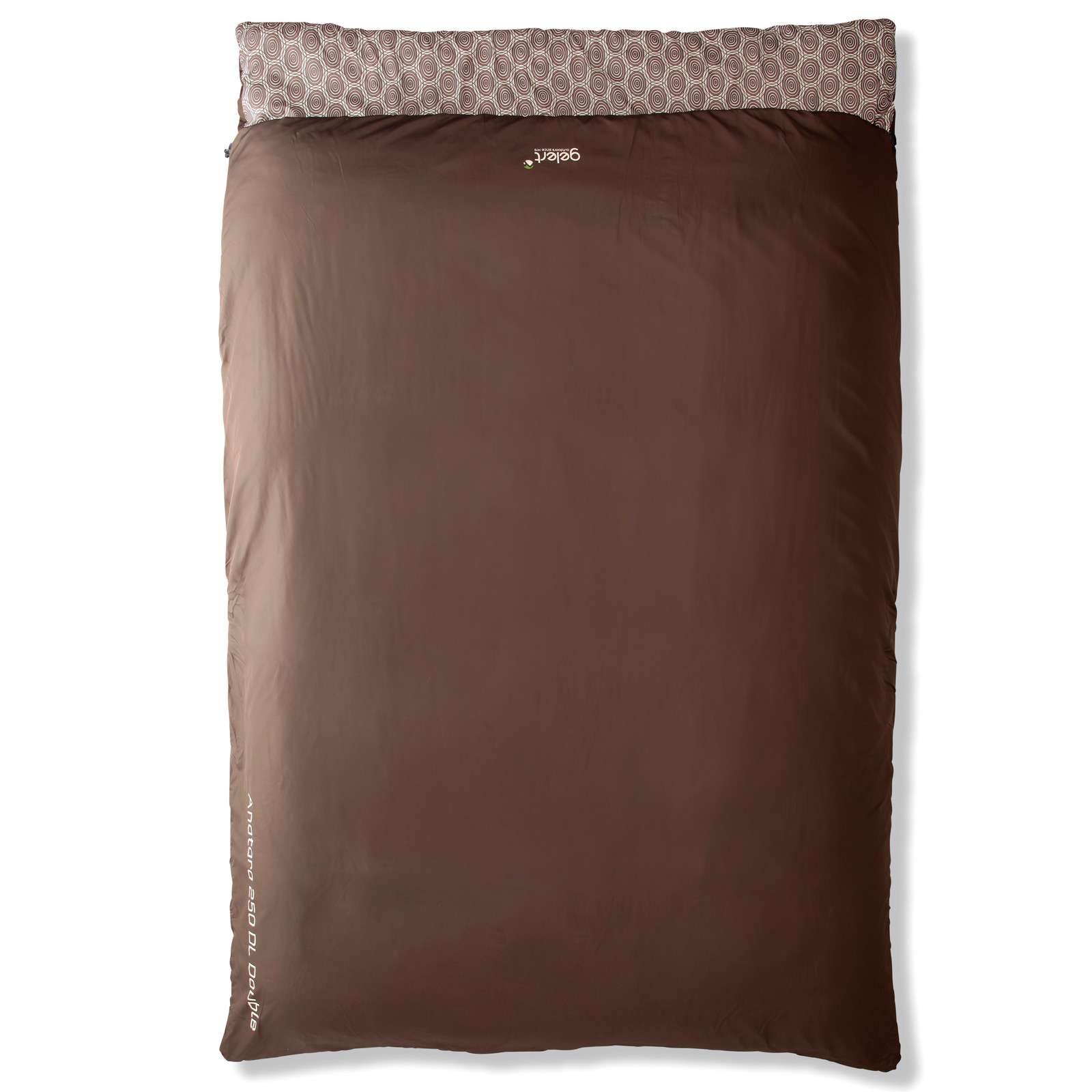gelert anatara sac de couchage duvet camping double 2 personnes 220x150 cm neuf ebay. Black Bedroom Furniture Sets. Home Design Ideas