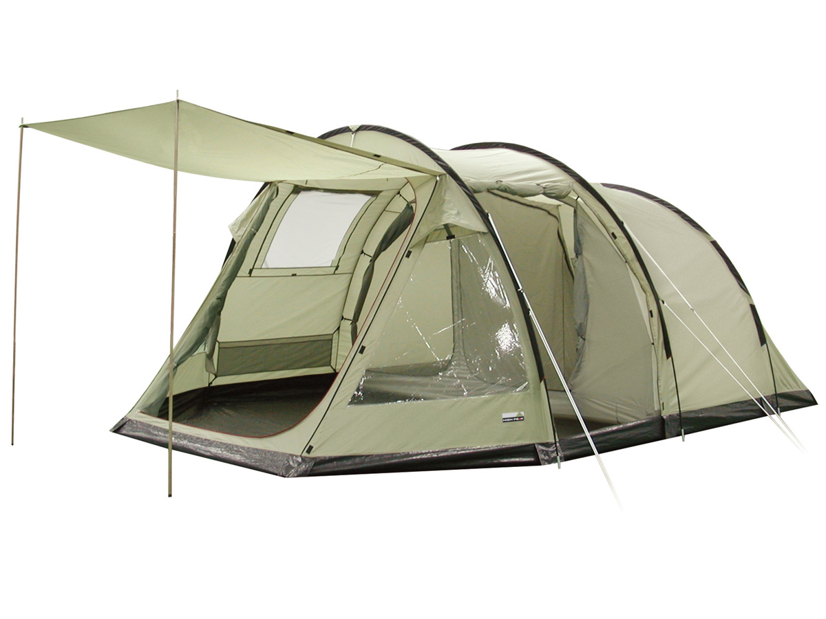 high peak pretoria 5 pers familienzelt tunnel outdoor zelt neu ebay. Black Bedroom Furniture Sets. Home Design Ideas