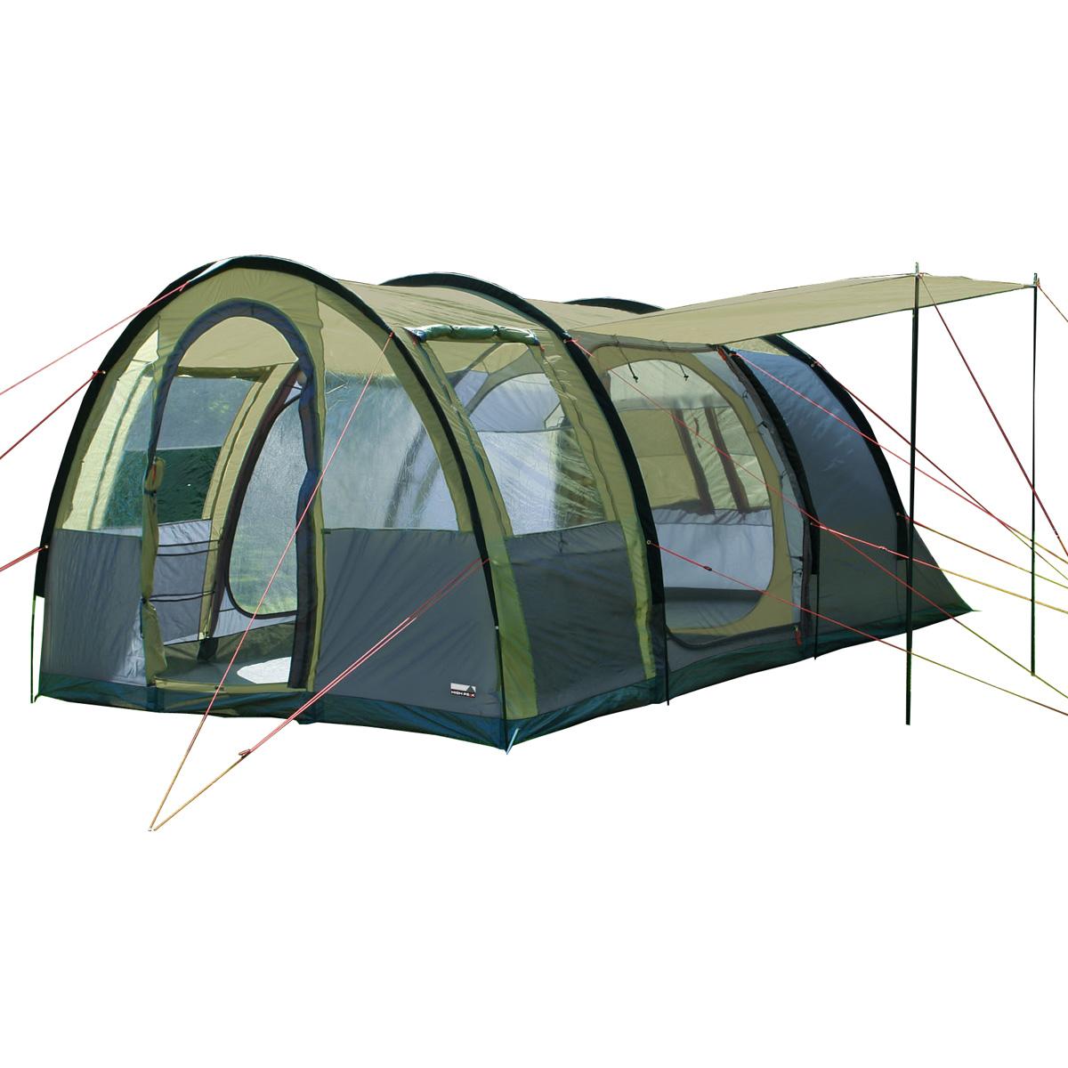 5 Quadratmeter Zelt : High peak amalfi per familienzelt camping zelt neu