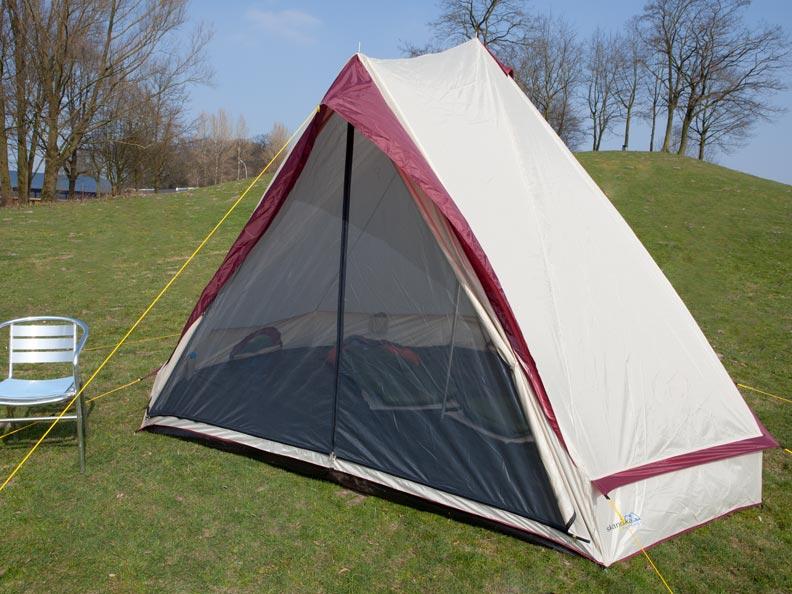 Skandika Comanche Tipi Teepee 8 Person Man Camping Tent