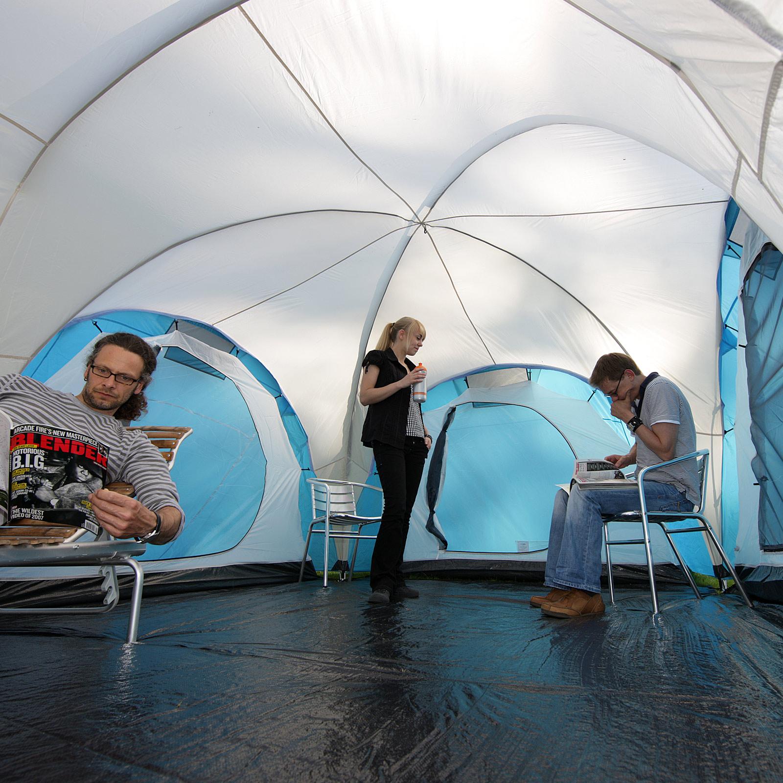 Zelt Kaufen 8 Personen : Skandika toronto personen familienzelt camping zelt uvp