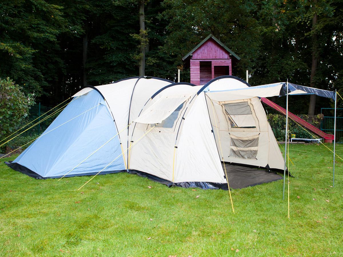 Skandika Toronto 8 Person Man Family Dome Camping Tent