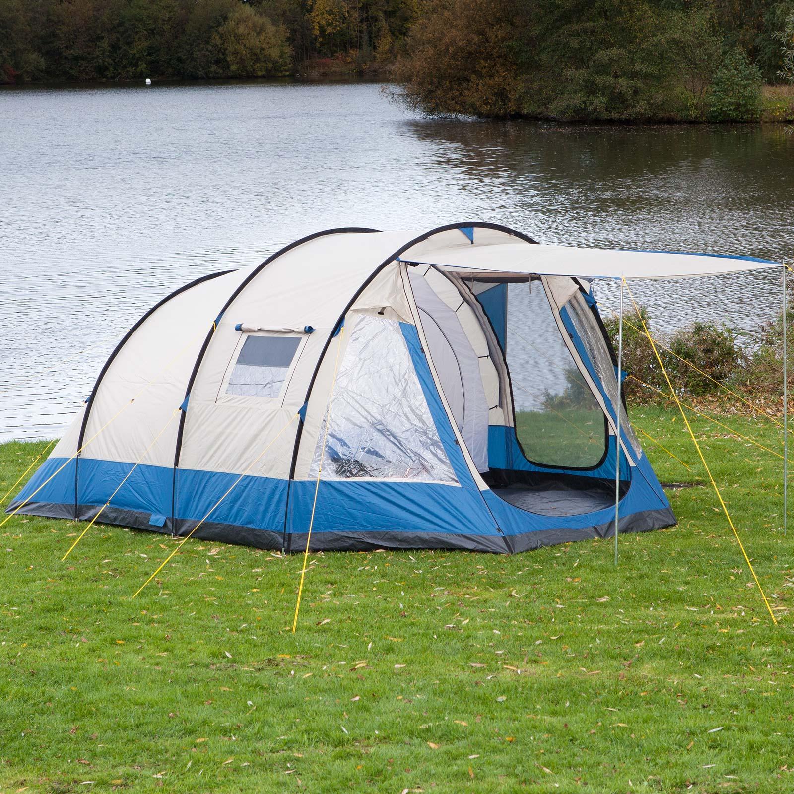 Zelt Oregon 5 : Skandika lyon personen familienzelt camping zelt neu ebay