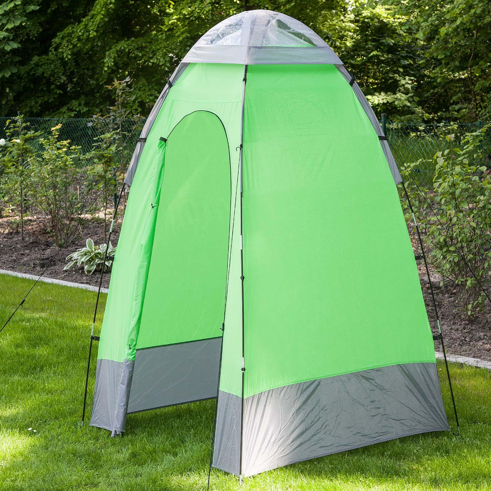Skandika cabina de ducha multifuncional para camping 130 x - Duchas portatiles camping ...