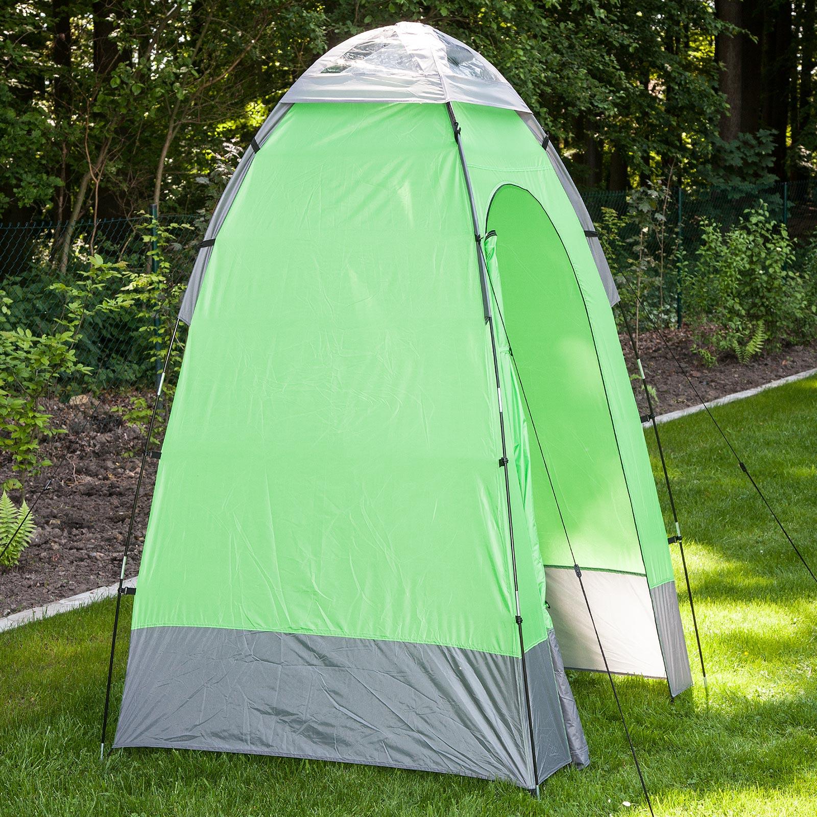 cabine de douche camping