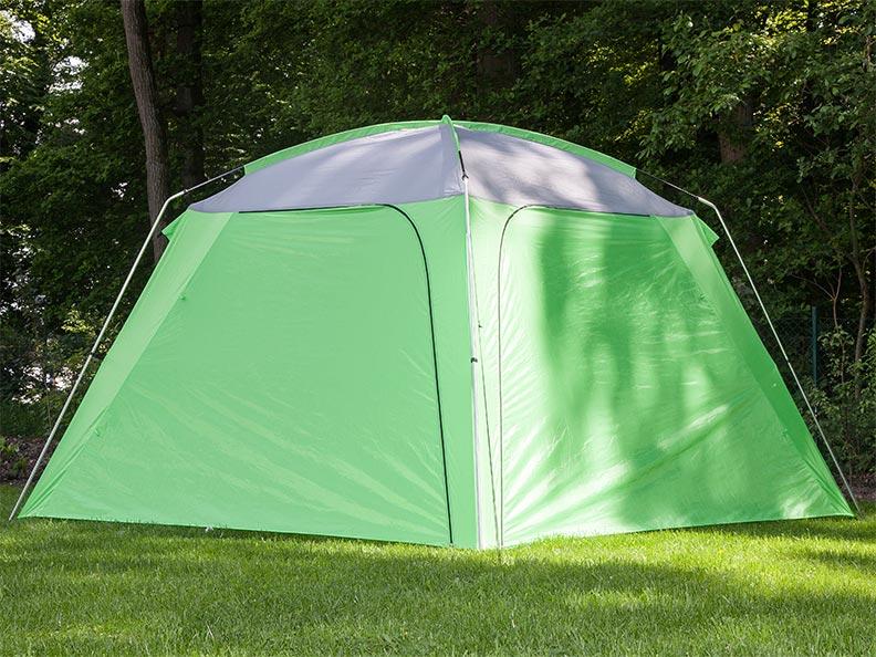 skandika outdoor pavillon 300x300 cm stehh he 210 cm camping gr n neu. Black Bedroom Furniture Sets. Home Design Ideas