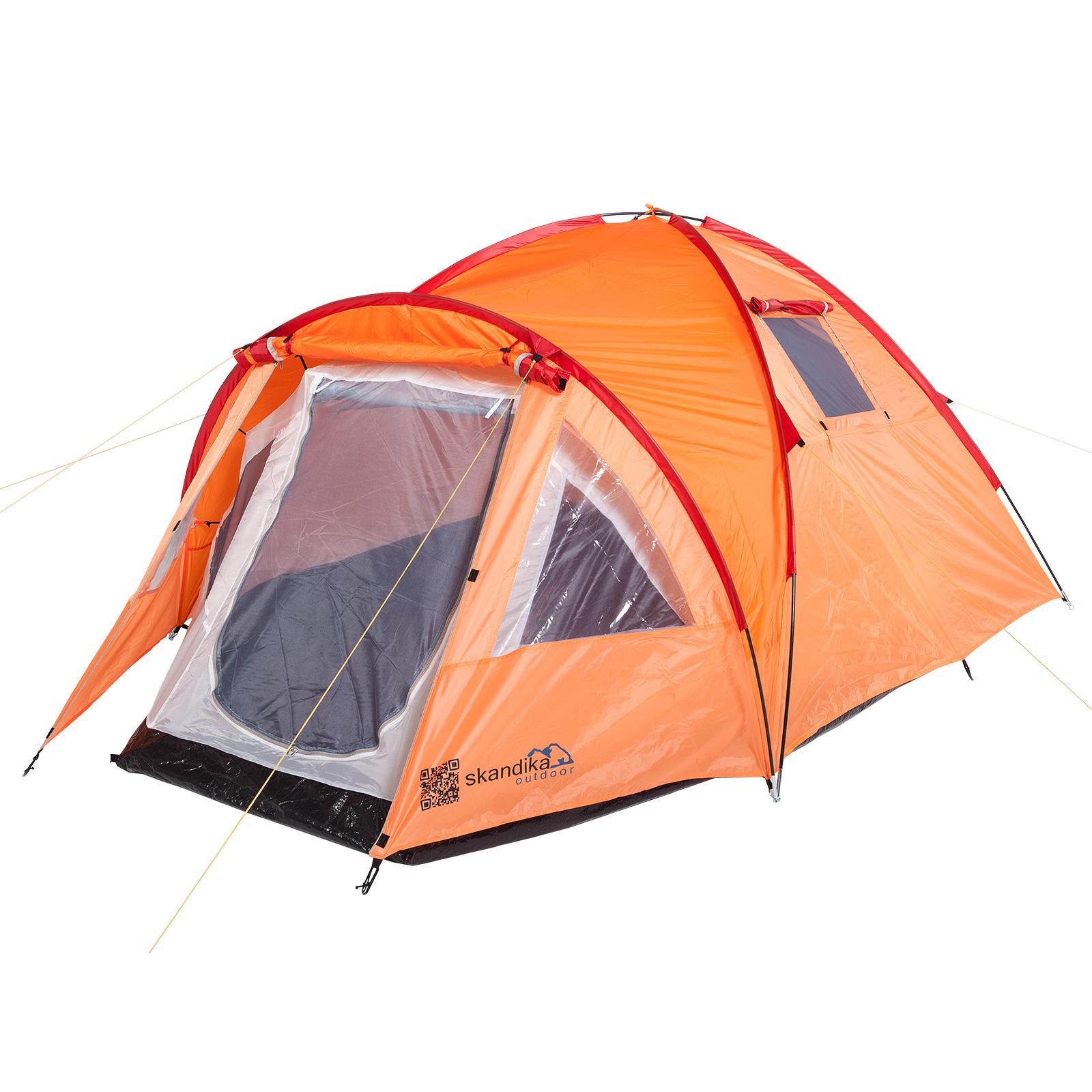skandika trekkingzelt 2 3 4 personen campingzelt 11 modelle zur auswahl neu ebay. Black Bedroom Furniture Sets. Home Design Ideas