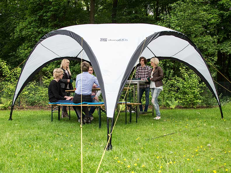 Event Shelter Tent : Skandika ascot premium event shelter pavilion party garden