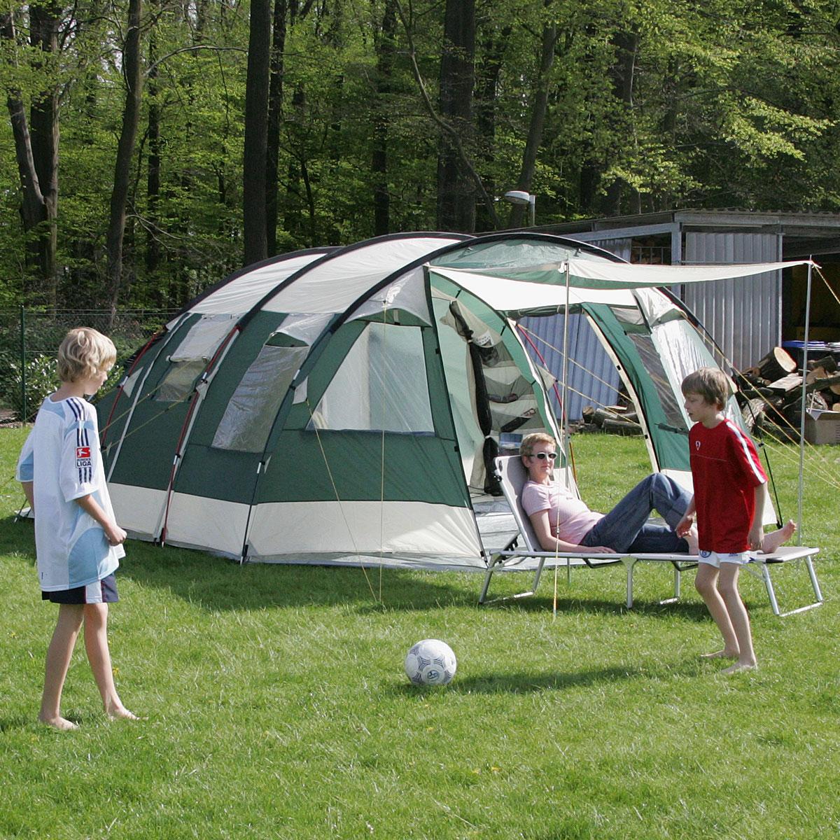 skandika jasper ii camping familien zelt gruppen 6. Black Bedroom Furniture Sets. Home Design Ideas