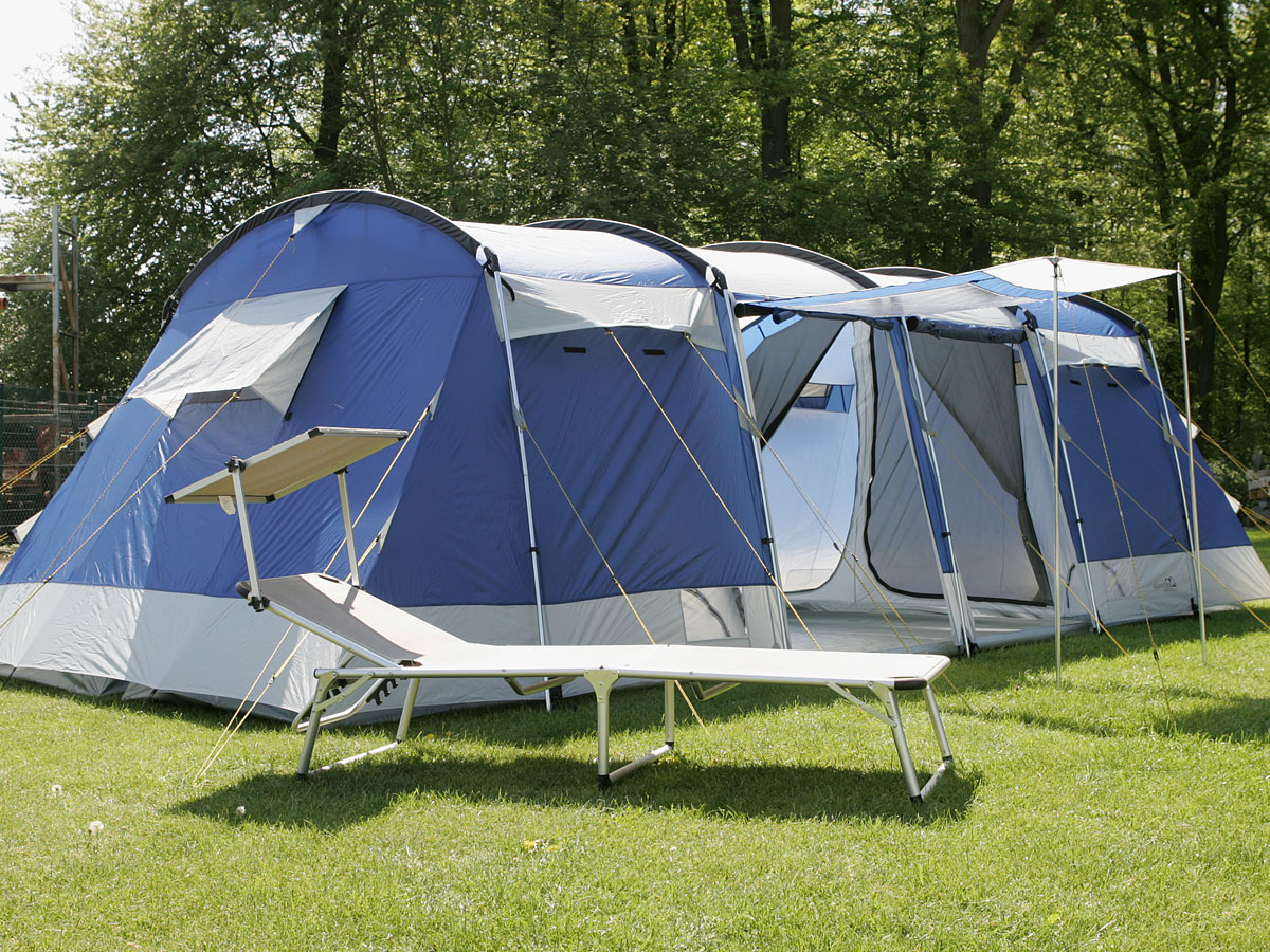 Skandika Montana 8 Person Man Family Tent Camping 5000mm