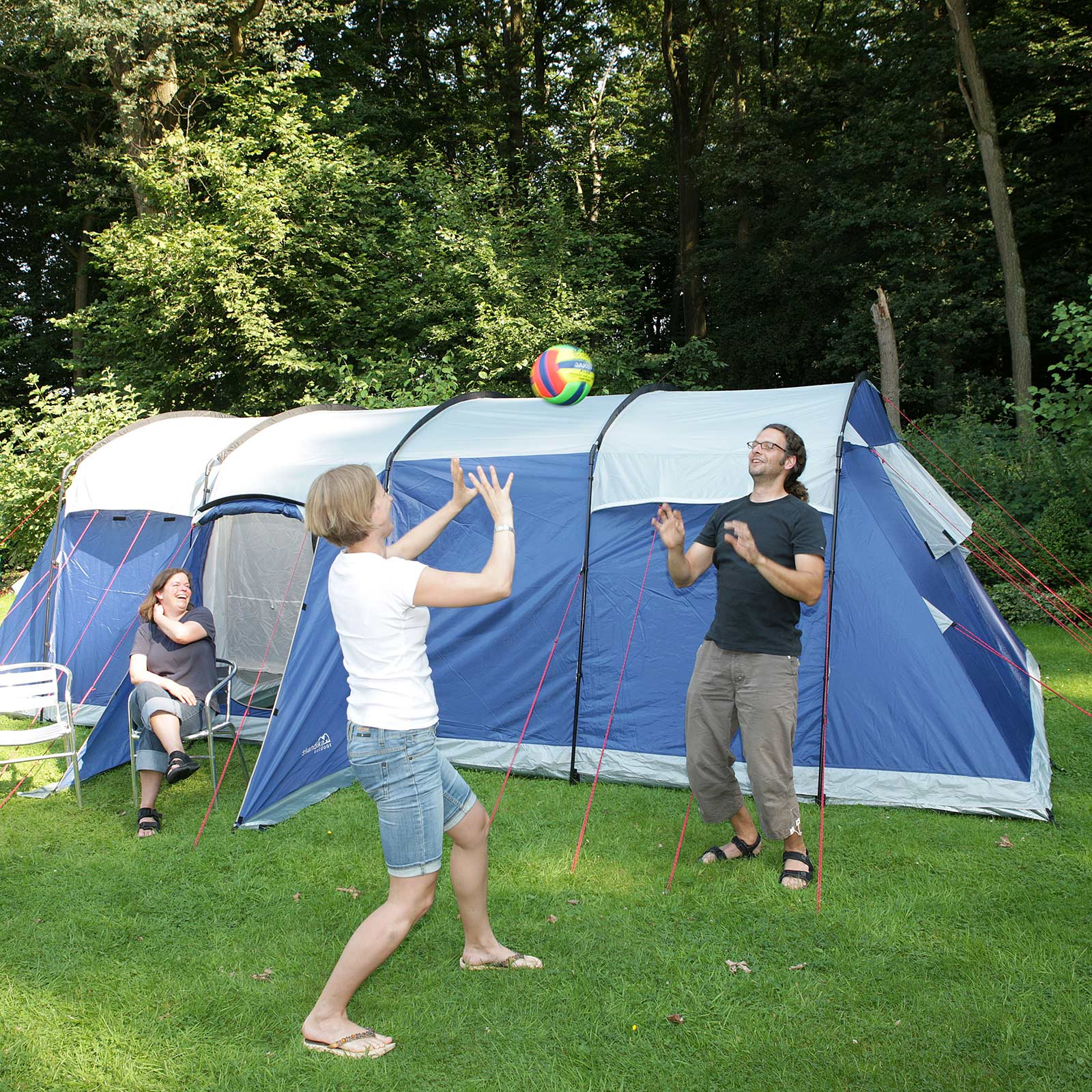 Zelt Kaufen 8 Personen : Skandika milano personen xxl camping familien zelt