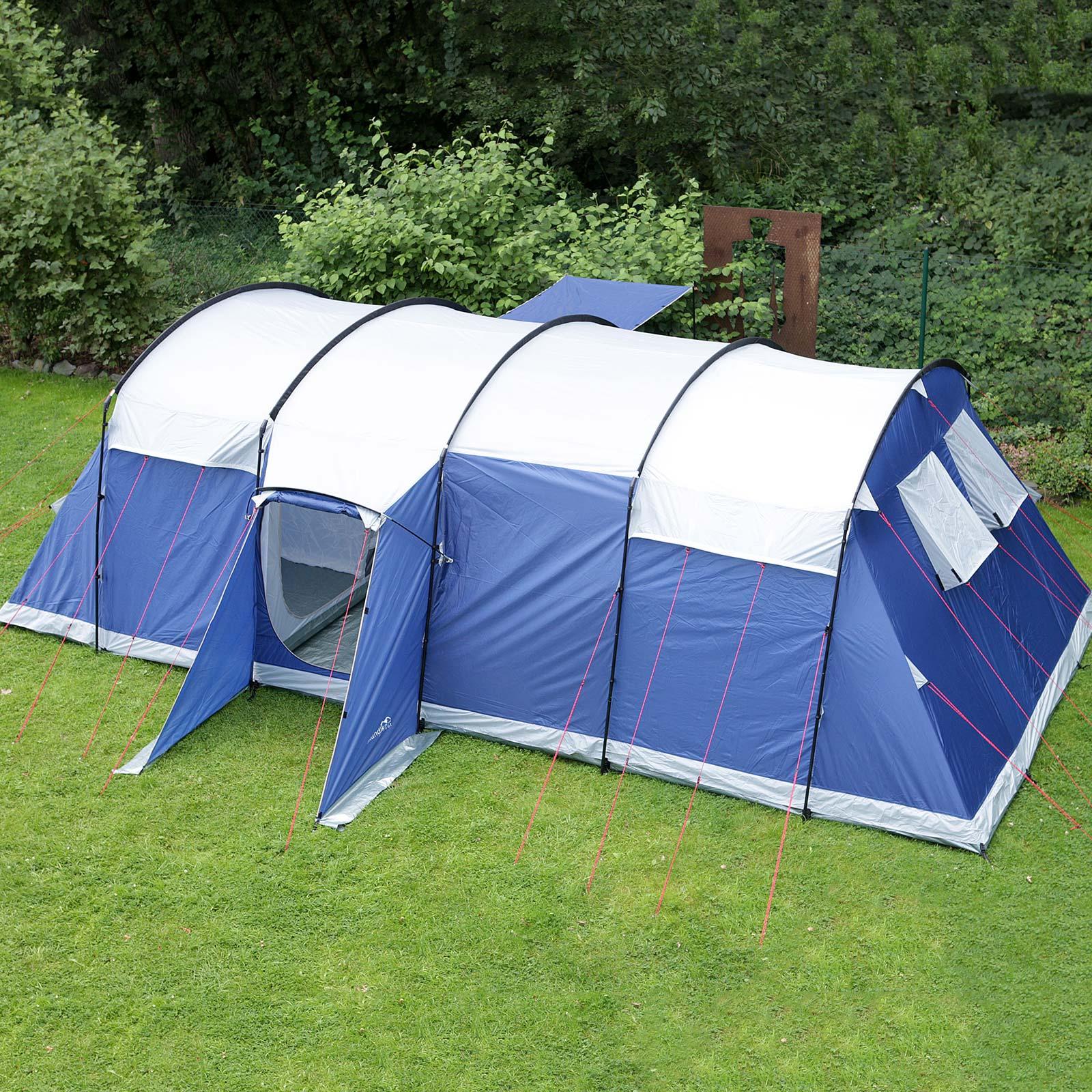 Camping Zelt 8 Mann : Skandika milano xxl camping familien zelt