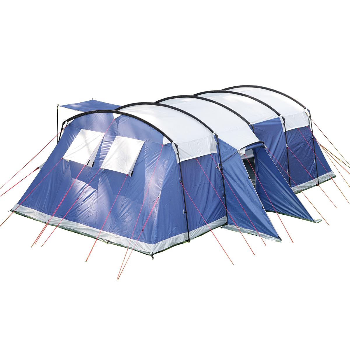 Zelt Camping : Skandika milano xxl camping familien zelt