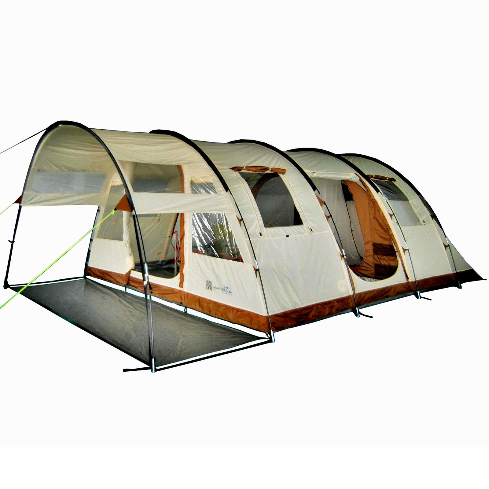 Skandika Zelt Kairo 6 : Skandika kairo personen familien zelt campingzelt