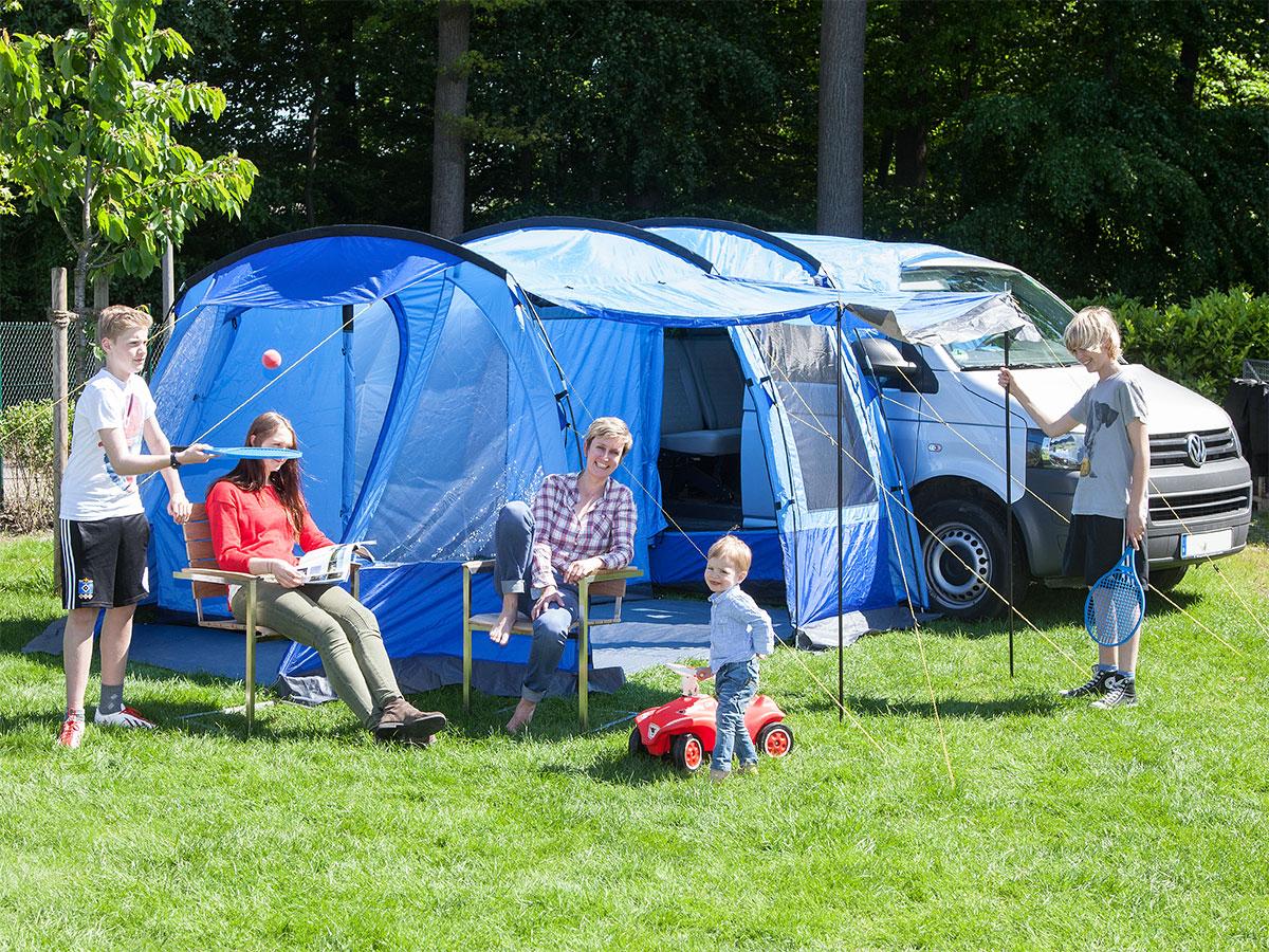 skandika Aarhus Travel Mini Van Awning Tent Camping 2 ...