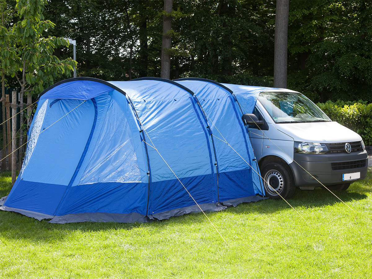 Skandika Aarhus Travel Mini Van Awning Tent Camping 2