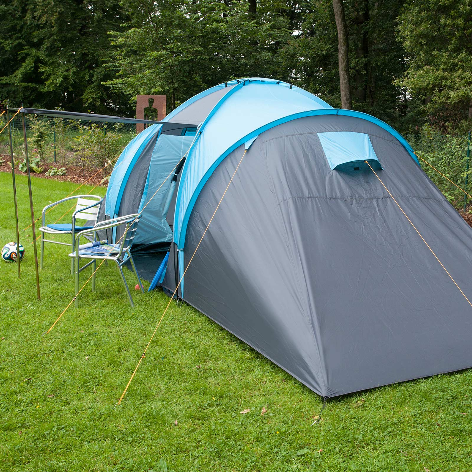 Skandika Hammerfest 8 Person Man Family Tent Camping Dome