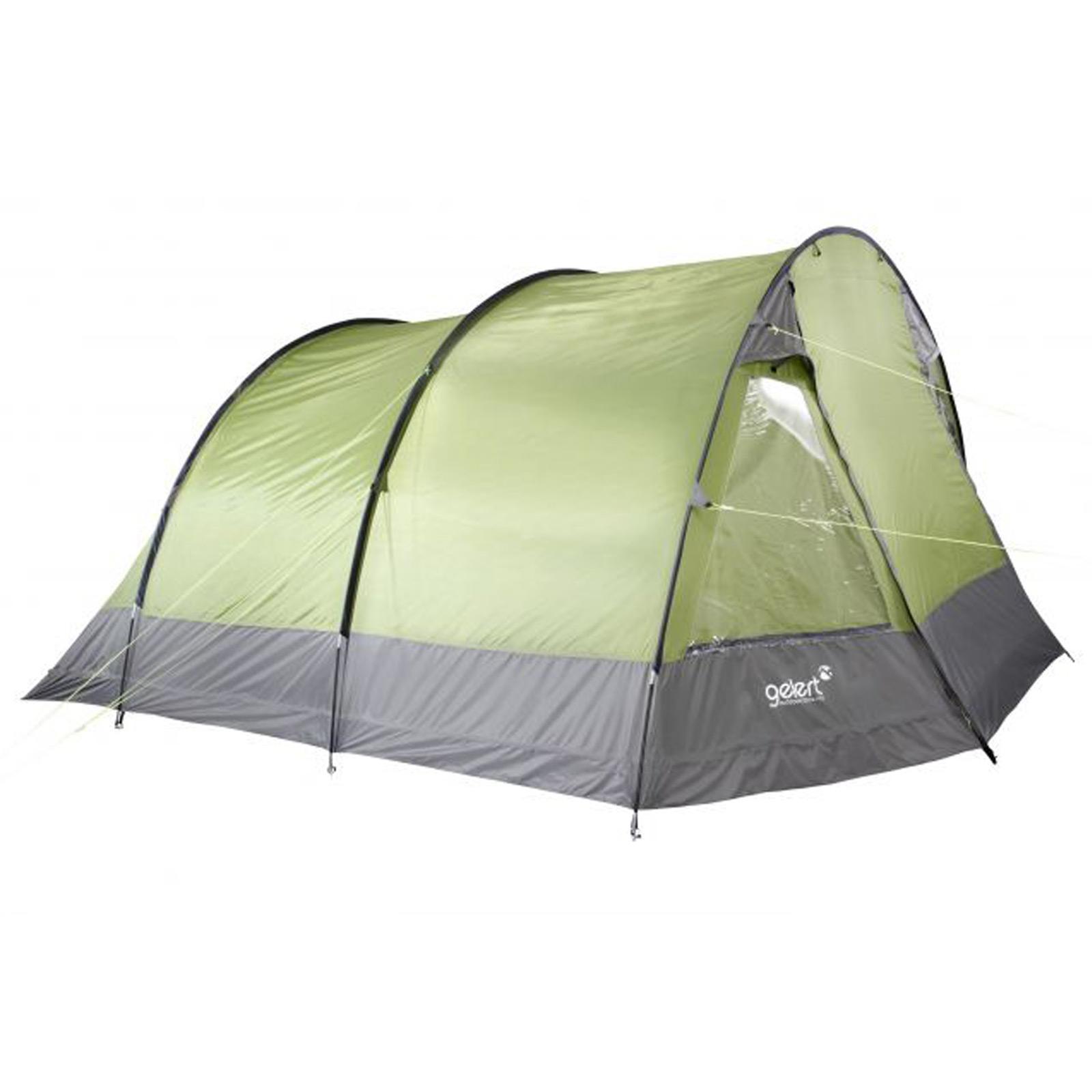 gelert corona 6 familienzelt camping zelt 4 5 6 personen insektenfrei neu ebay. Black Bedroom Furniture Sets. Home Design Ideas
