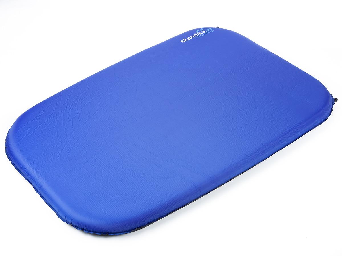 Skandika Blue Night Sleepwell Double 10cm Camping Mat Pad