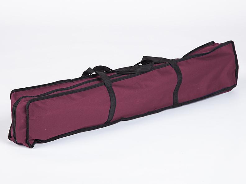 skandika cama//tumbona camping aluminio 210x80cm plegable granate 120 kg nueva