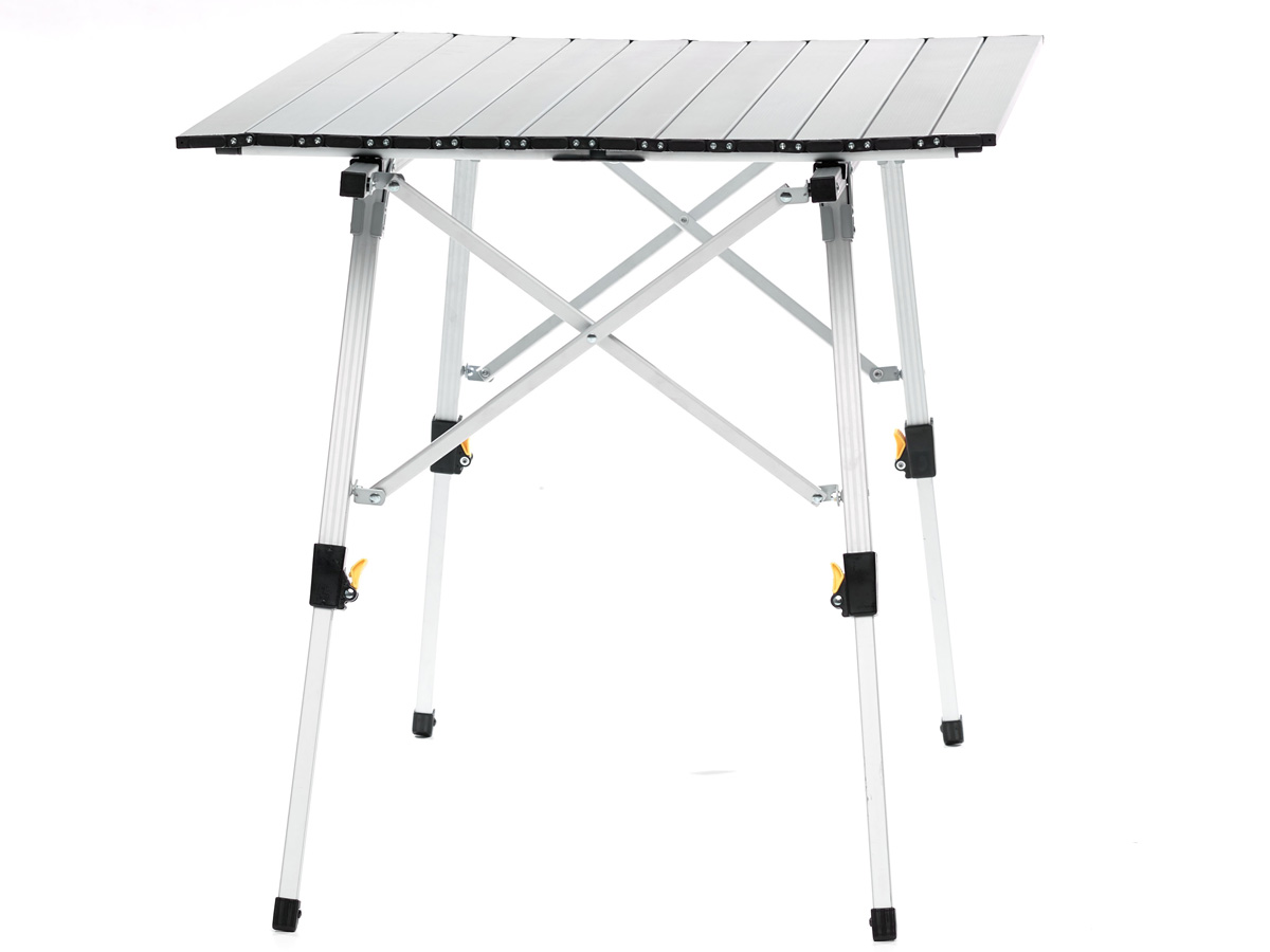 skandika aluminum folding camping table portable sturdy new ebay. Black Bedroom Furniture Sets. Home Design Ideas