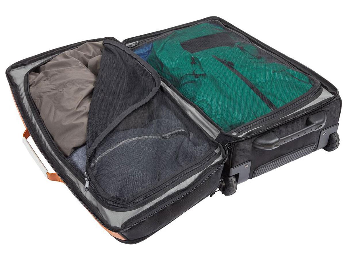 vaude tobago 90 trolley reisetasche 90 liter blau neu ebay. Black Bedroom Furniture Sets. Home Design Ideas