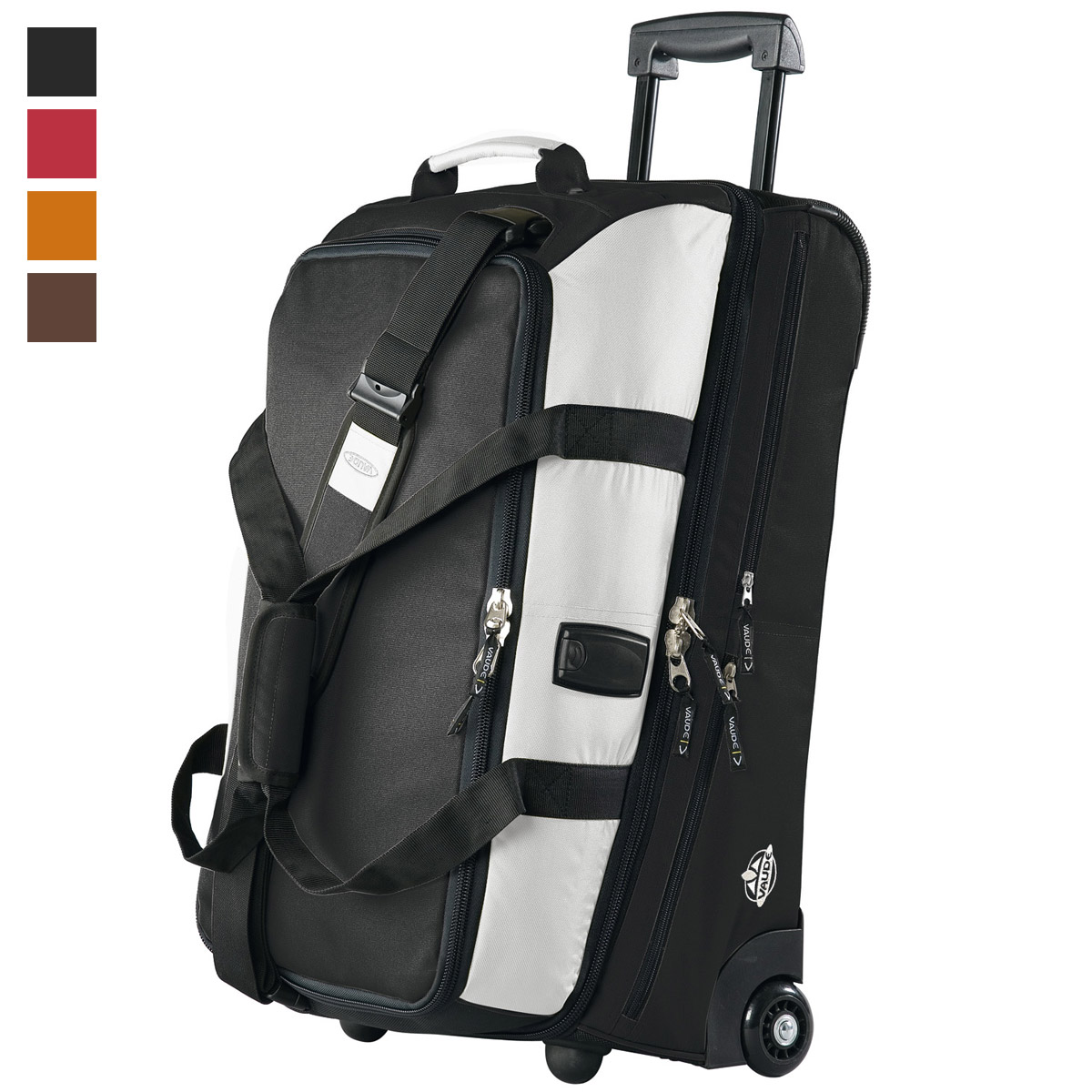 vaude tonga sport reise trolley tasche lkw plane neu ebay. Black Bedroom Furniture Sets. Home Design Ideas