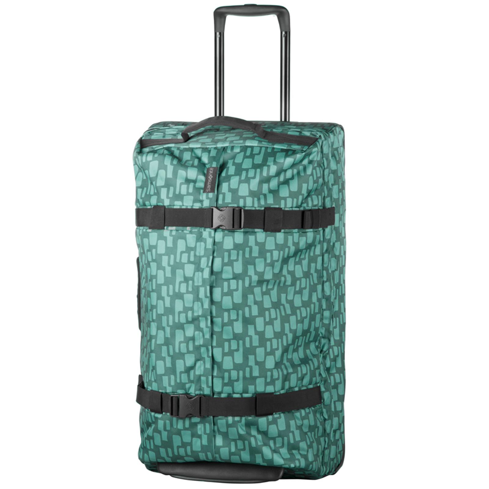 samsonite metatrack 85 cm reisetasche auf rollen trolley138 liter ment green neu ebay. Black Bedroom Furniture Sets. Home Design Ideas