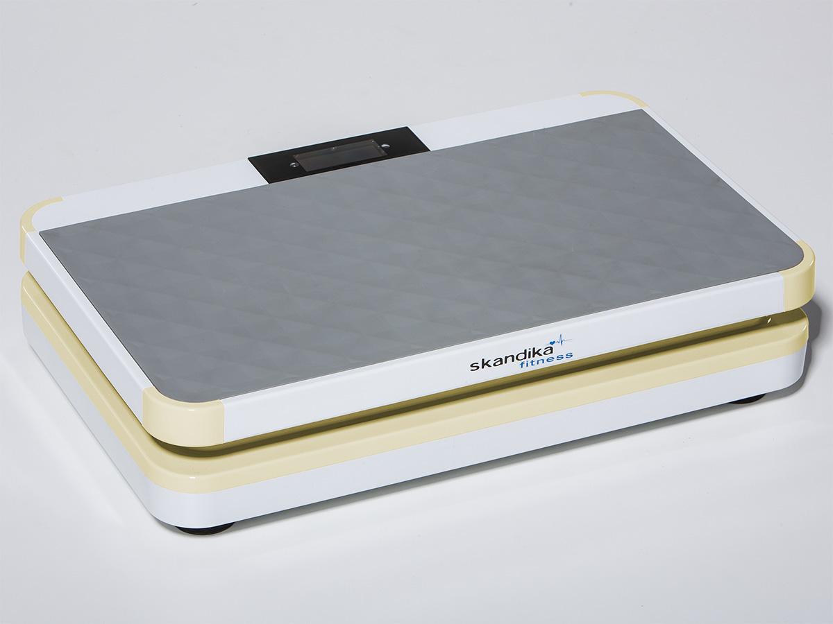 Skandika vibration plate 800 plateforme vibrante oscillante de salon jaune ne - Plateforme oscillante avis ...
