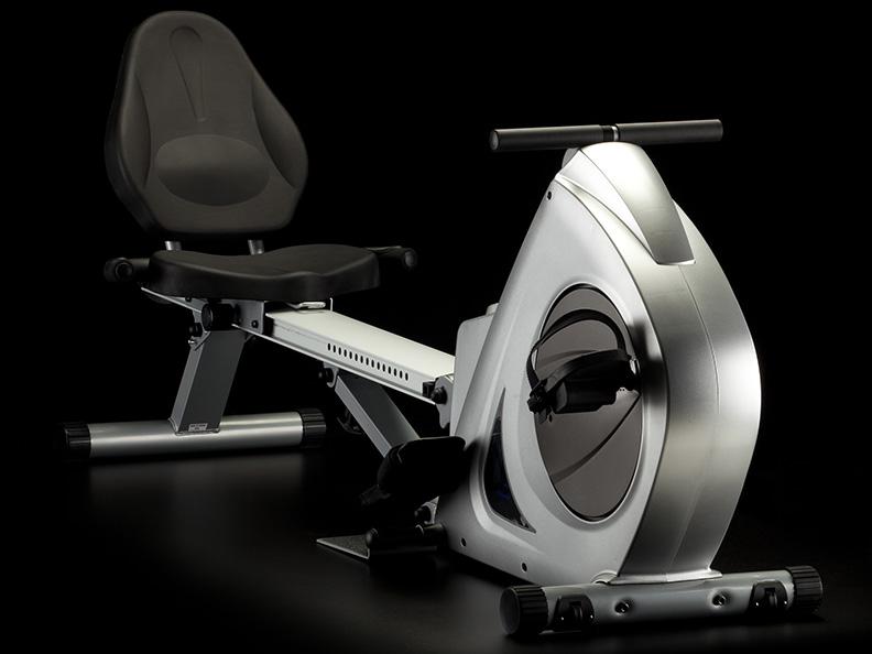 Skandika fitness appareil 3en1 rameur v lo semi allong musculation neuf ebay - Velo elliptique ou rameur ...