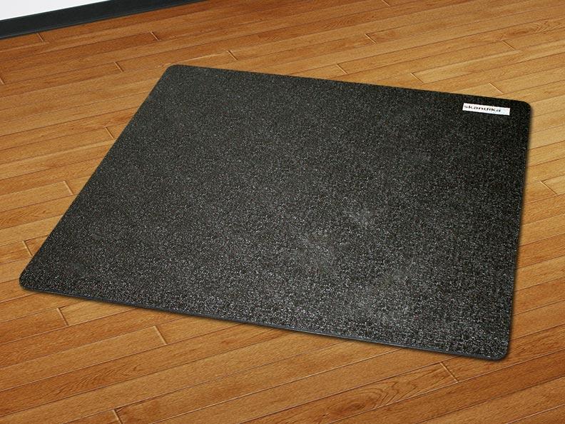 Skandika Tapis De Protection Sol Fitness 100x100cm Insonorisant Neuf Ebay