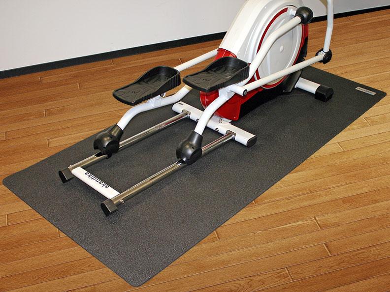 skandika bodenschutzmatte f r fitnessger te 90x200cm schallisolierend neu ebay. Black Bedroom Furniture Sets. Home Design Ideas