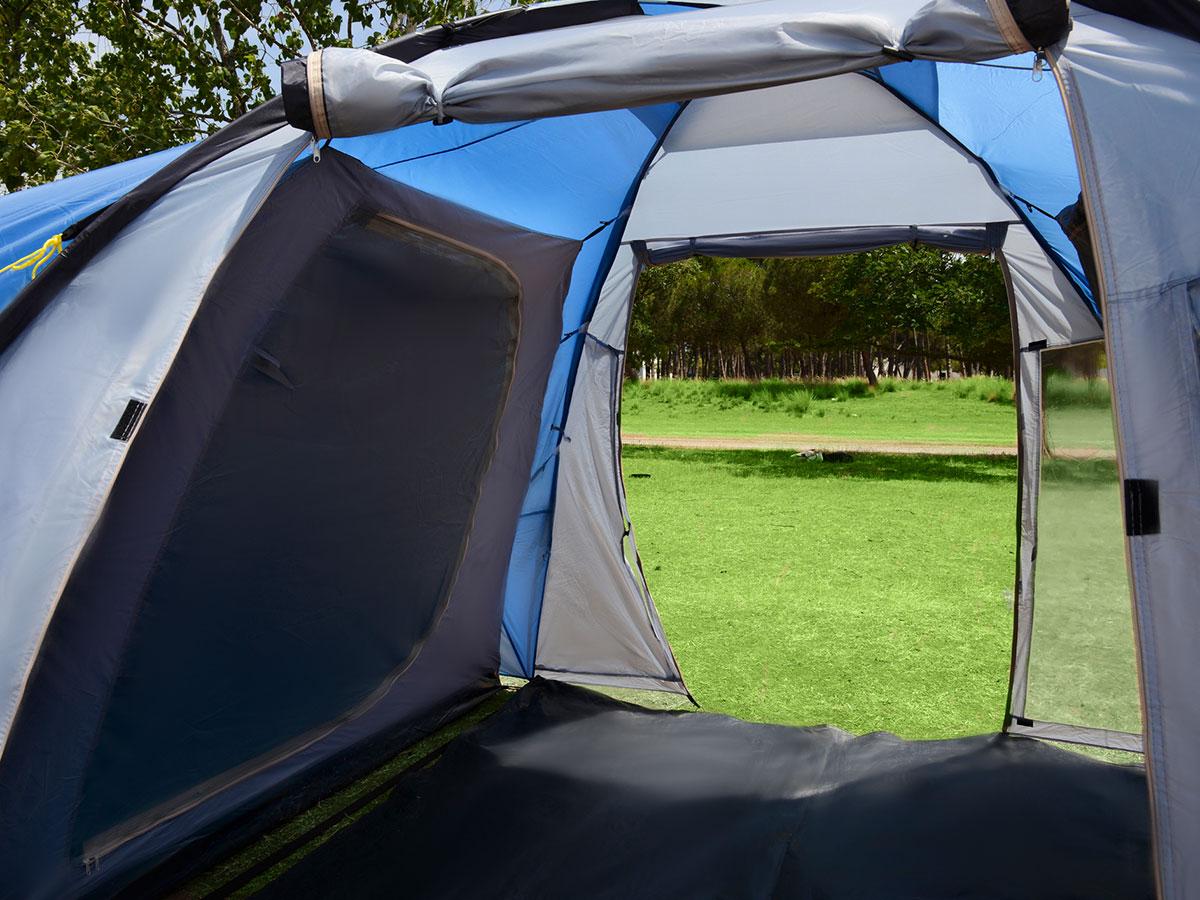 Skandika Harstad 6 Person Man Family Tent Canopy 3000mm