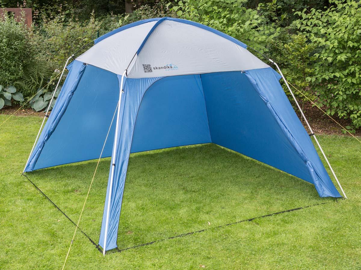 Skandika pavillon outdoor camping cm stehhöhe