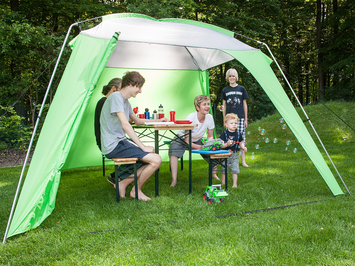 skandika pavillon tonelle abri tente jardin fetes ombre. Black Bedroom Furniture Sets. Home Design Ideas