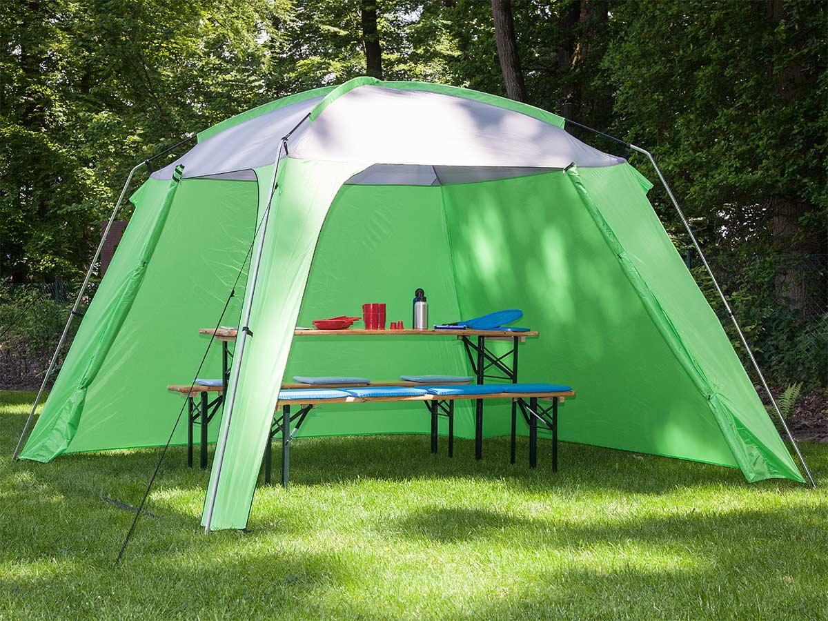 pavillon zelt camping pavillon test kaufberatung. Black Bedroom Furniture Sets. Home Design Ideas