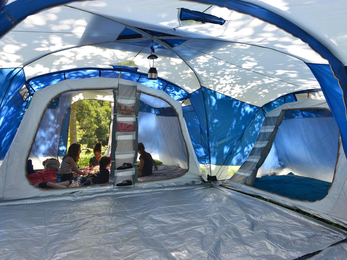 skandika Nimbus 12 Person/Man XL Group Tent 4 Sleeping Cabins 2 Entrances New & skandika Nimbus 12 Person/Man XL Group Tent 4 Sleeping Cabins 2 ...