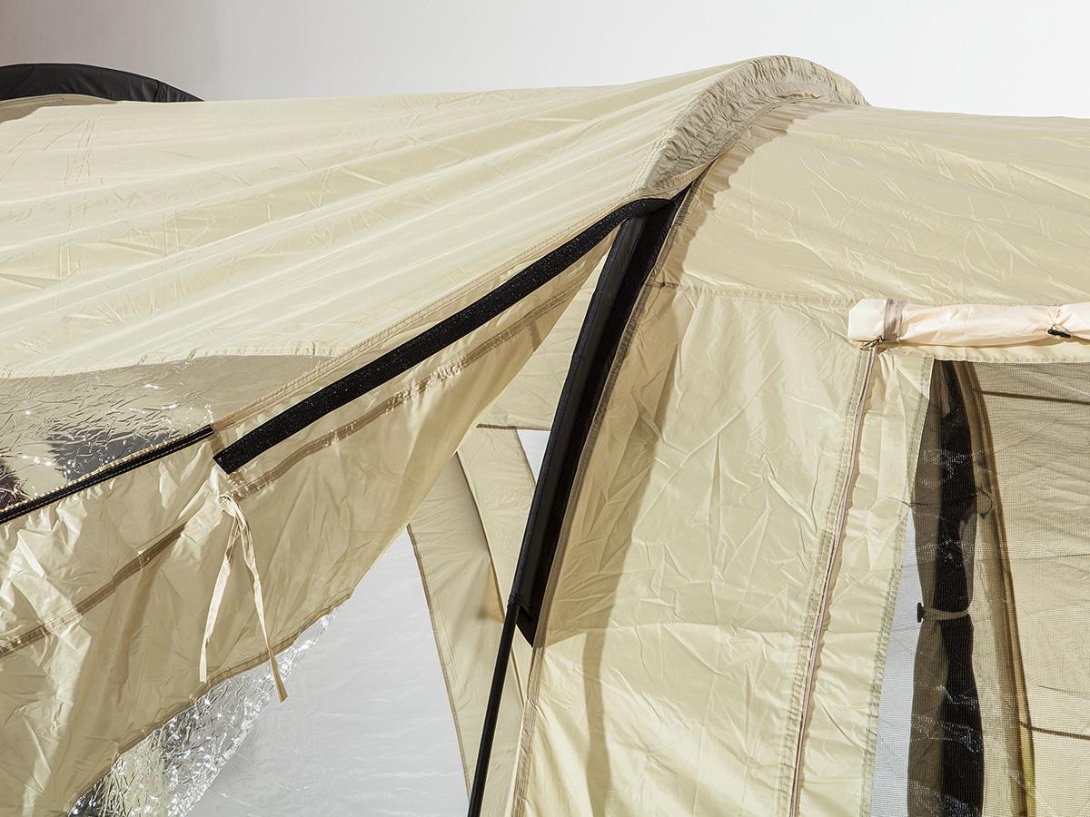 Skandika Gotland 5 Tent Front Canopy 5000mm Water Column