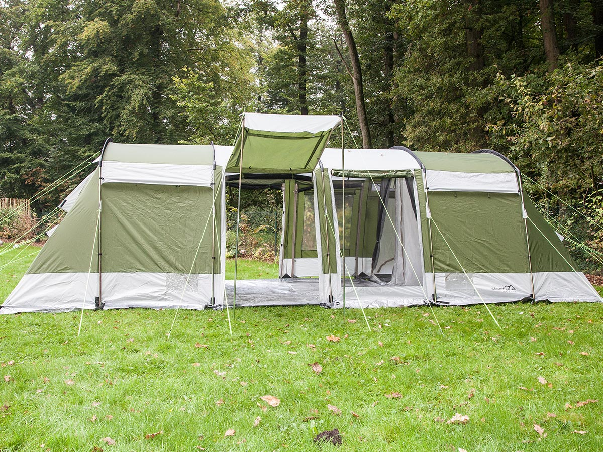 Item specifics & skandika Montana 8 Person Man Family Group Tunnel Tent 5000mm ...