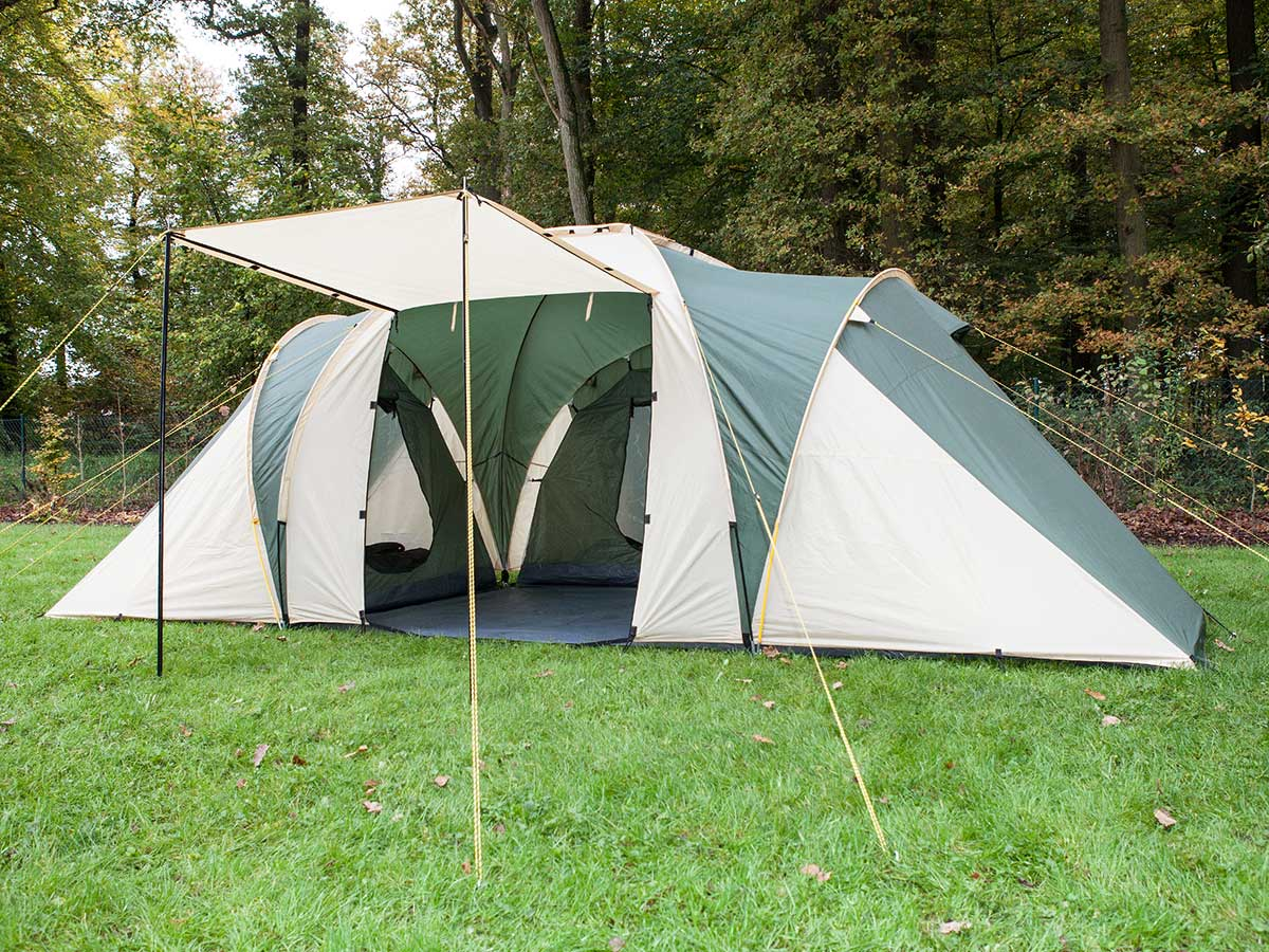 Skandika Daytona 6 /& Daytona XXL Fibreglass Tent Pole Réparation Pack Camping Kit
