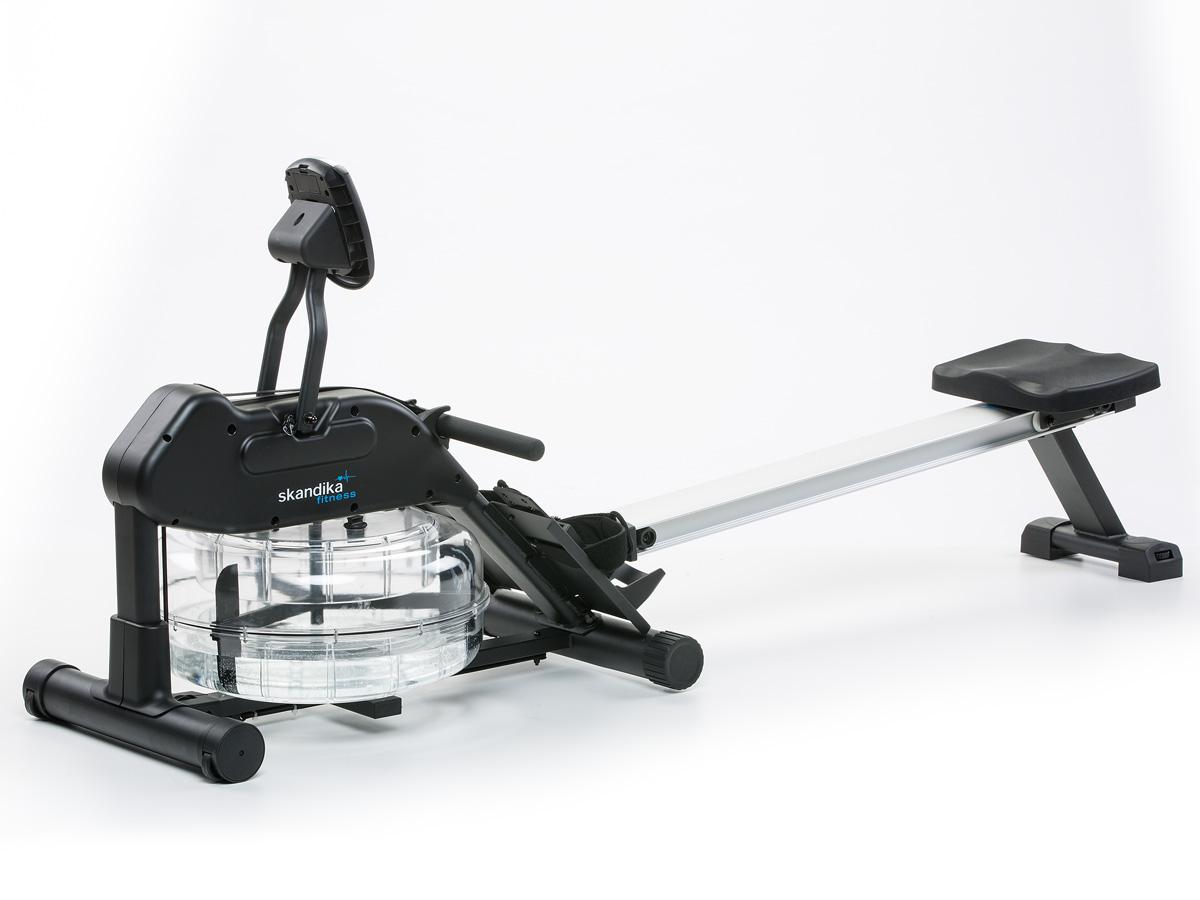 skandika nemo ii wasser ruderger t ruderzugmaschine regulierbarer widerstand neu ebay. Black Bedroom Furniture Sets. Home Design Ideas